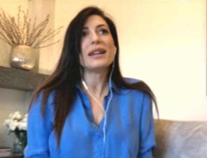 Η Φλορίντα Πετρουτσέλι μιλάει για τον κορωνοϊό - Πώς τον βιώνει η οικογένεια της στην Ιταλία;