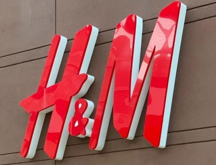 Τρέλα στα H&M η twill boiler ολόσωμη φόρμα