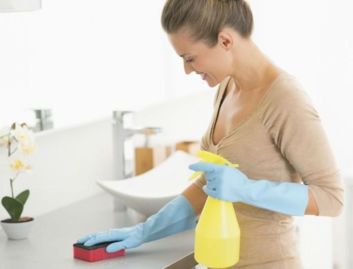 Αυτός είναι ο τρόπος για να καθαρίσεις το σπίτι σου από τον κορωνοϊό