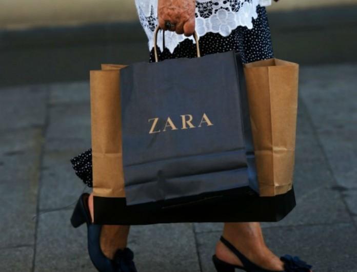 Πρωταγωνίστρια των 70's με αυτή την φούστα από τα Zara - Είναι από τη νέα συλλογή
