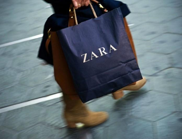 Το σερζέ παντελόνι των Zara που έχει