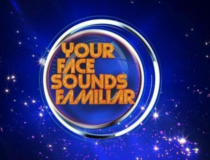 Παίκτες του Your Face Sounds Familiar είναι ζευγάρι