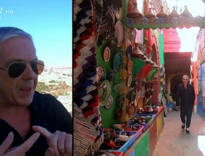 Τάσος Δούσης: Μας ταξιδεύει με τις «Εικόνες» στην ατμοσφαιρική Φεζ! Μην χάσετε το νέο επεισόδιο!