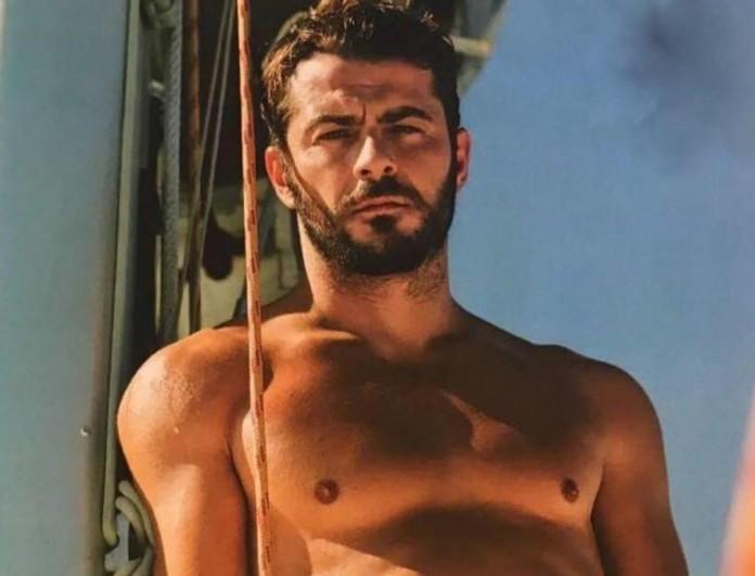 Ο Γιώργος Αγγελόπουλος γύρισε το χρόνο πίσω - Η φωτογραφία του από το παρελθόν