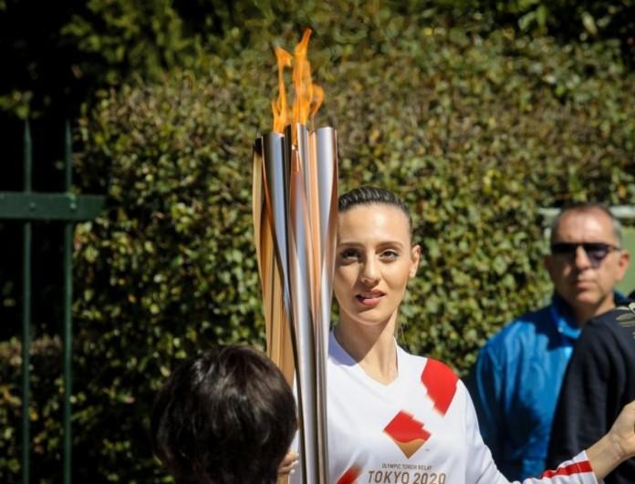 Άννα Κορακάκη: Τι λέει για την αναβολή των Ολυμπιακών Αγώνων λόγω κορωνοϊού