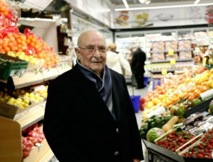 Θλίψη! Έφυγε από την ζωή ο Ανδρέας Κρητικός - Ιδρυτής της γνωστής αλυσίδας super market