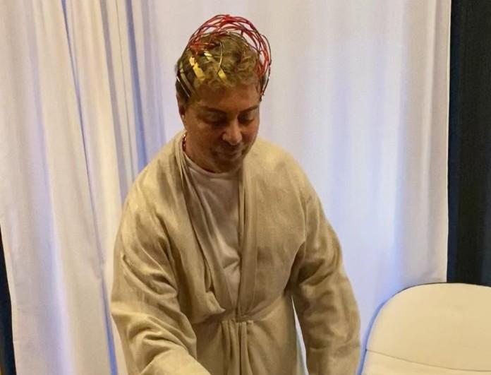 Το ξεχωριστό πάρτι γενεθλίων που έκανε ο Λάκης Γαβαλάς μέσα στην καραντίνα στον κορωνοϊό