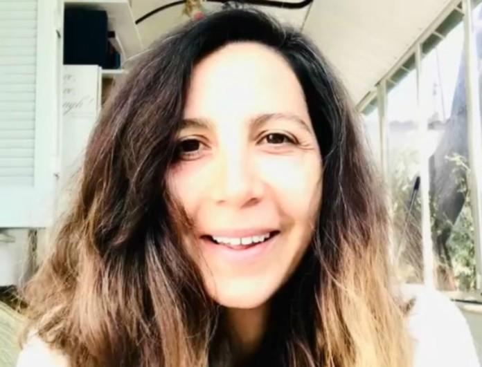 Μαρία Ελένη Λυκουρέζου: Το μήνυμά της λίγο πριν την εκπομπή του Αντώνη Σρόιτερ