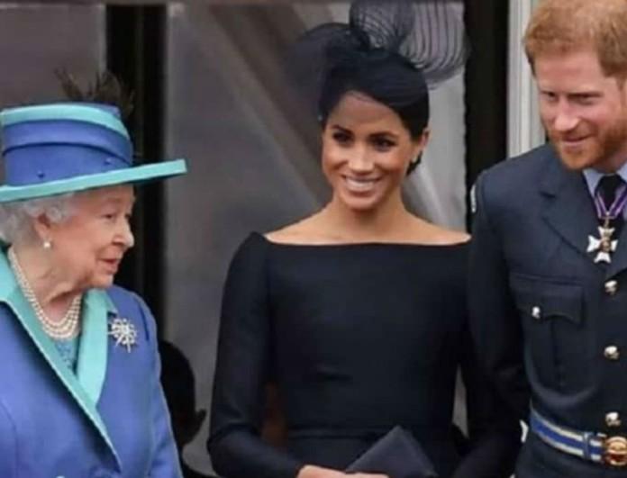 Συνάντηση Πρίγκιπα Χάρι και Ελισάβετ στο Windsor - Τα πρώτα λόγια που αντάλλαξαν