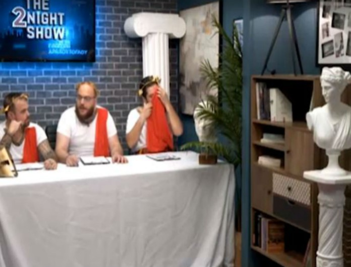 The 2night Show: Όταν ο Άδωνις Γεωργιάδης συνάντησε της