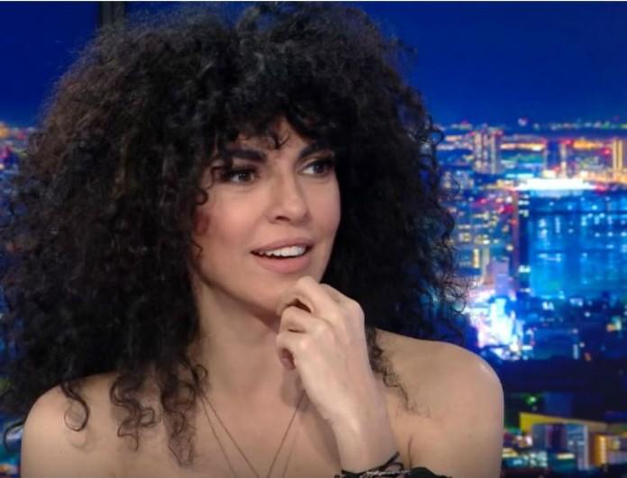 Στο «Nega Talk» με την Αθηναΐδα Νέγκα η Μαρία Σολωμού