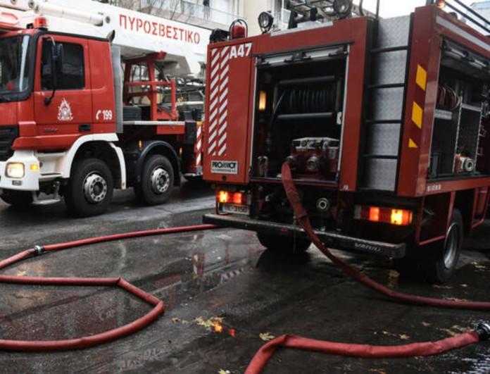 Θρήνος στην Καστοριά - Νεκρός άνδρας μετά από φωτιά στο σπίτι του