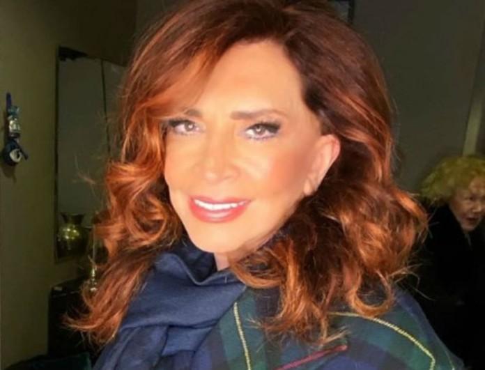 Ξεσπά η Μιμή Ντενίση για τον κορωνοϊό - «Δε θα θυμώσει ο Θεός»