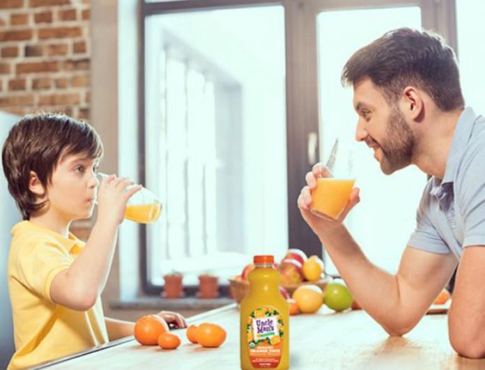 Πίνετε κάθε μέρα ένα στημένο πορτοκάλι - Αυτή είναι η ασθένεια που