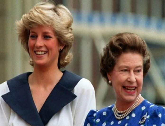 Η Βασίλισσα Ελισάβετ αντέγραψε την Diana μετά το θάνατο της - Το τόλμησε και έφερε σχόλια