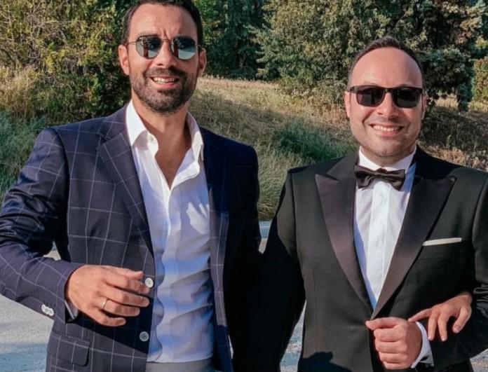 Παναγιώτης Τανιμανίδης: Μιλάει για την κατάσταση υγείας του αδερφού του Σάκη