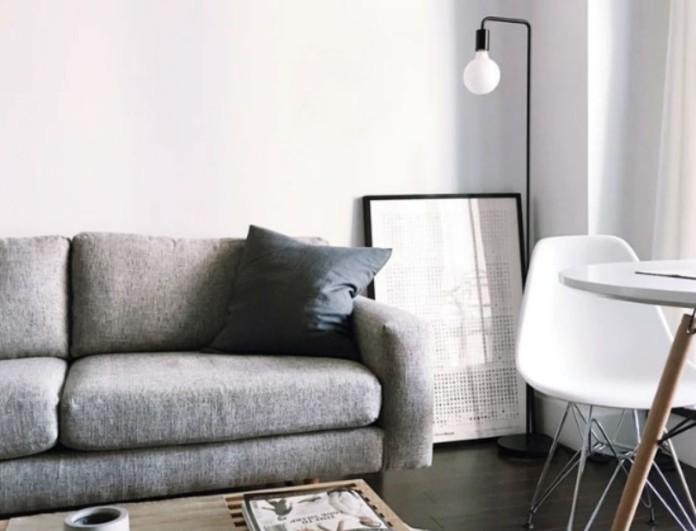 Κάνε το σπίτι σου μίνιμαλ με 5 εύκολες κινήσεις