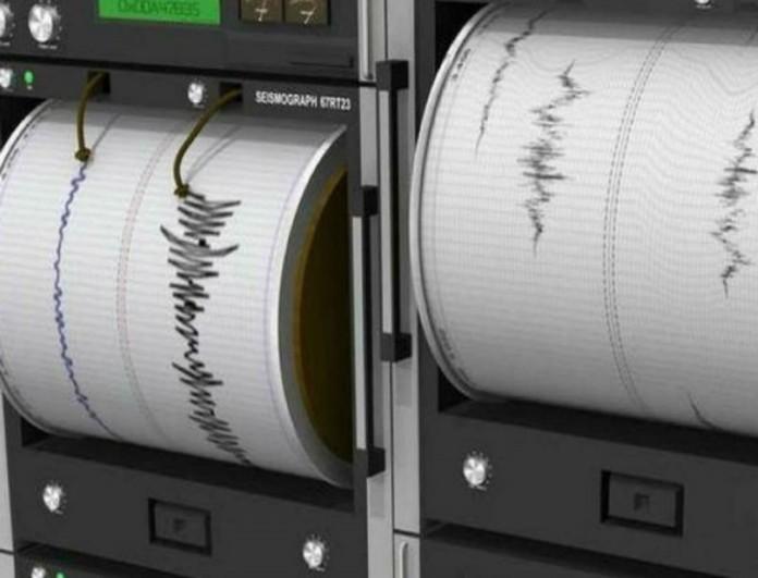 Σεισμός 4,7 Ρίχτερ - Που