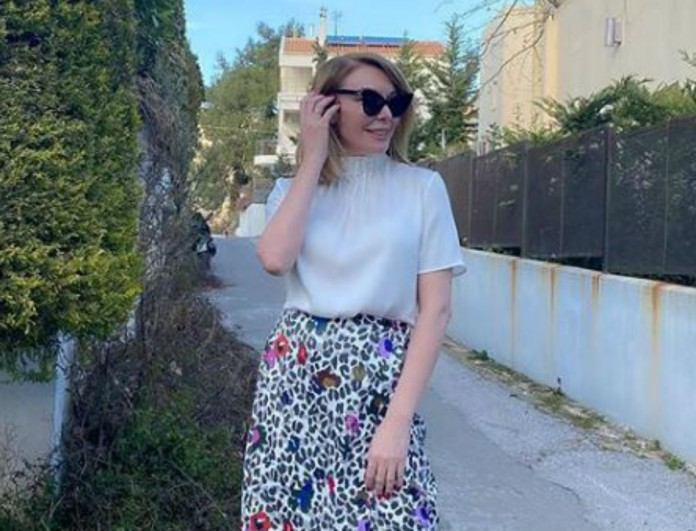 Οι γόβες της Τατιάνας Στεφανίδου έχουν άρωμα 1950 - Τις φορούσε όλη η παλιά Αθήνα