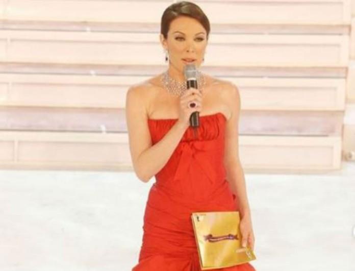 Οι γόβες που φόρεσε η Τατιάνα Στεφανίδου στα καλλιστεία του 2008 - Τι κρυβόταν κάτω από το φόρεμά της