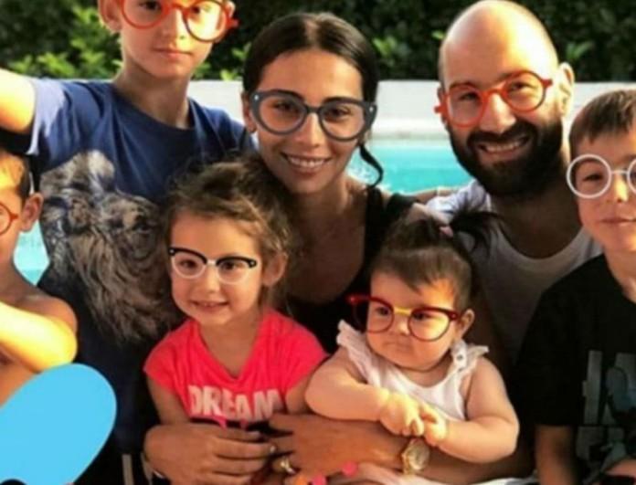 Βασίλης Σπανούλης: Ανατριχιάζουν τα λόγια του - 2 μήνες σπίτι με την Ολυμπία Χοψονίδου
