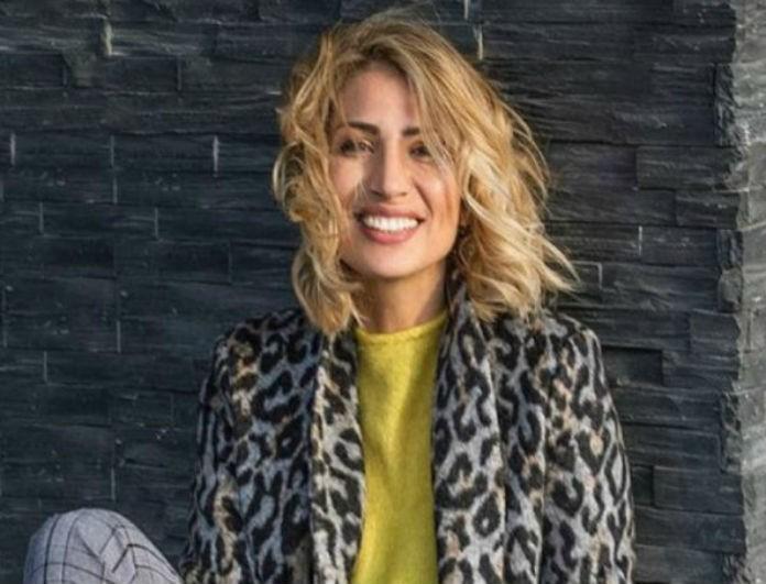 Μαρία Ηλιάκη: Δυνατή η ανάρτηση της - Θέλει να αγκαλιάσει το παιδί του αλλά...