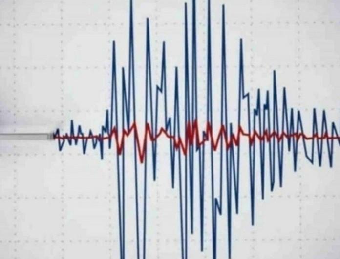 Έσκασε ισχυρός σεισμός 5,5 Ρίχτερ - Σε ποια περιοχή χτύπησε;