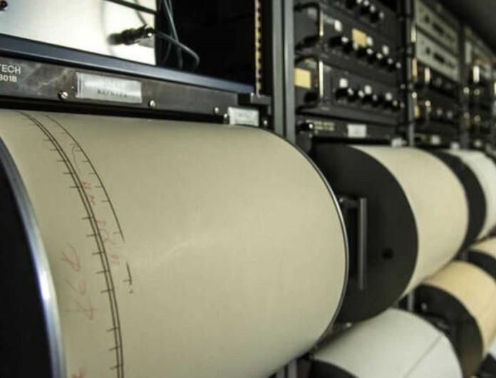Έκτακτο - Σεισμός τώρα στην Κόρινθο