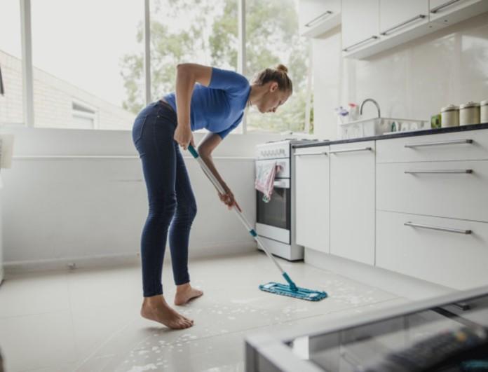 Κάνε δουλειές στο σπίτι και κάψε θερμίδες  - Ο κατάλληλος συνδυασμός για να το πετύχεις