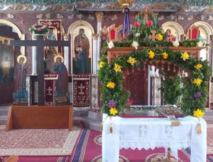 Μεγάλο Σάββατο: Δείτε live τη Θεία λειτουργία της Πρώτης Ανάστασης