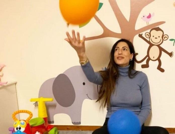 Στο γιατρό η Φλορίντα Πετρουτσέλι - Οι εξετάσεις λίγο πριν τη γέννα