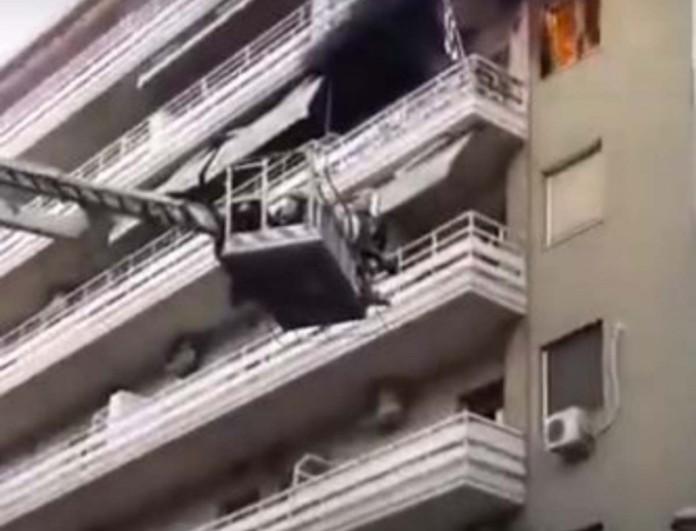 Φωτιά στη Θεσσαλονίκη: Ανατροπή με τον νεκρό άντρα - Εφιάλτης το σενάριο της ΕΛΑΣ