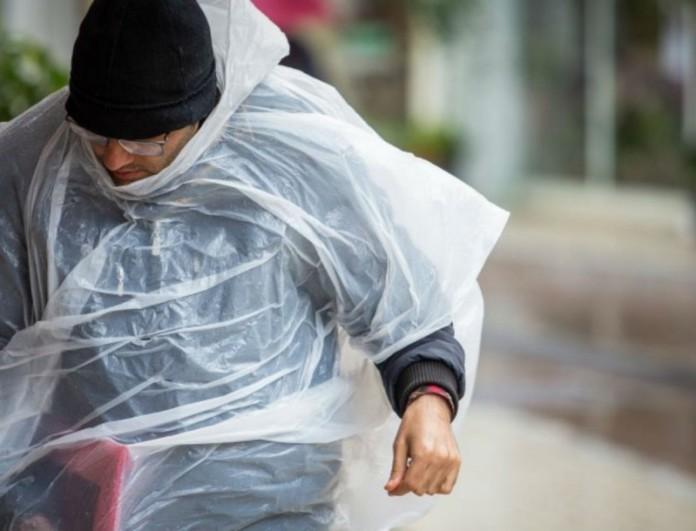 Αλλάζει ραγδαία ο καιρός - Με βροχές και ισχυρούς ανέμους η Δευτέρα του Πάσχα