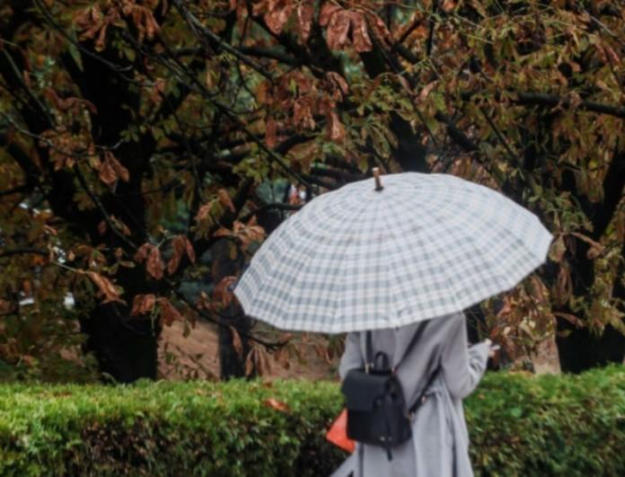Βροχερός ο καιρός σήμερα - Ποιοι θα κρατήσουν ομπρέλα;