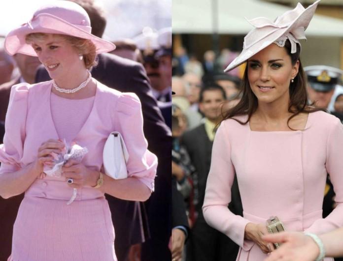 Αδιανόητο - Αυτό είναι το ύψος της Kate Middleton - Είναι ίδιο με της Diana