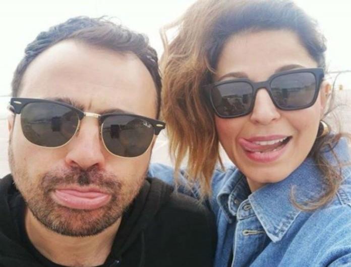 Όμορφες στιγμές για την Κατερίνα Παπουτσάκη - Στο Ναύπλιο με την οικογένειά της!