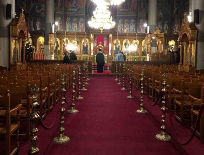 Live η Ακολουθία του Εσπερινού και η Θεία Λειτουργία για τη Μεγάλη Πέμπτη