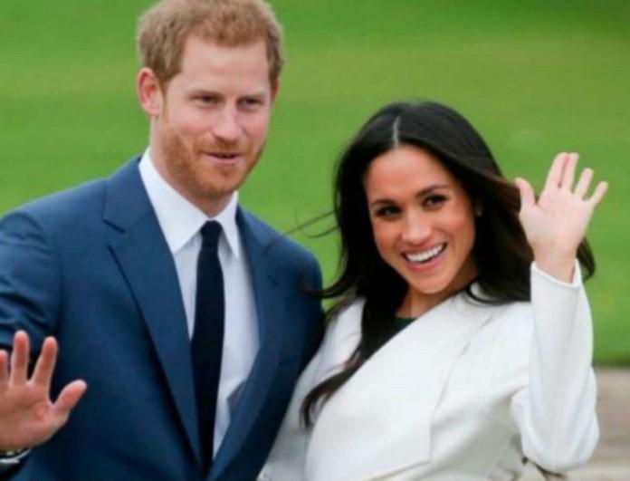 Σείεται το παλάτι - Μέγκαν Μαρκλ και Πρίγκιπας Χάρι έριξαν την απόλυτη