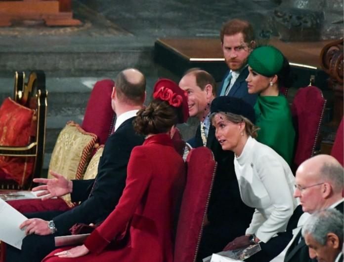 Meghan Markle: Έσταξε φαρμάκι για την Kate Middleton -
