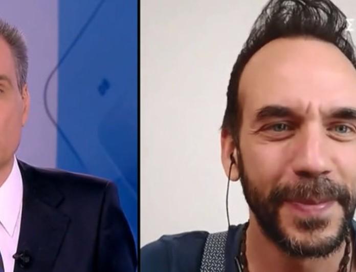 Πάνος Μουζουράκης: Αποκαλύπτει πως περνάει την καραντίνα στην Αμερική