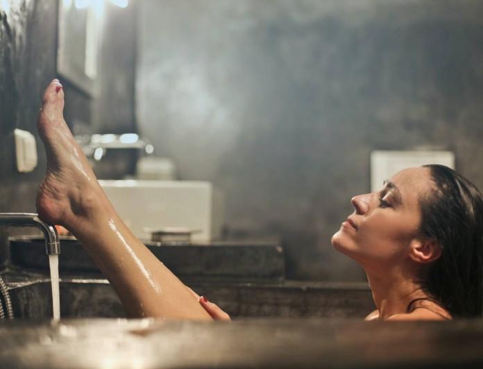 Το μυστικό των Ιαπώνων για λαμπερό δέρμα είναι στο μπάνιο! Δείτε τι κάνουν