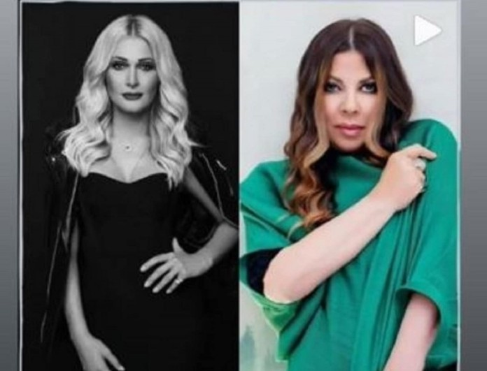 Διέλυσαν το instagram Δημητρίου - Θεοδωρίδου! Τραγούδησαν live