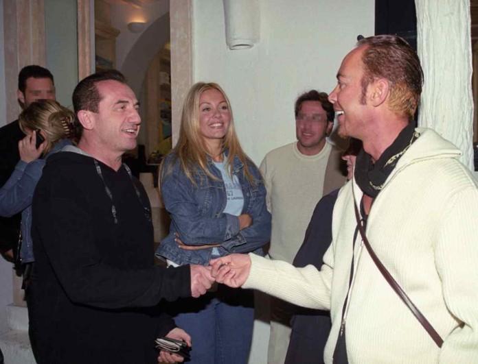Πάσχα 2000 στη Μύκονο - Οι celebrities είχαν κατακλύσει τα σοκάκια του νησιού