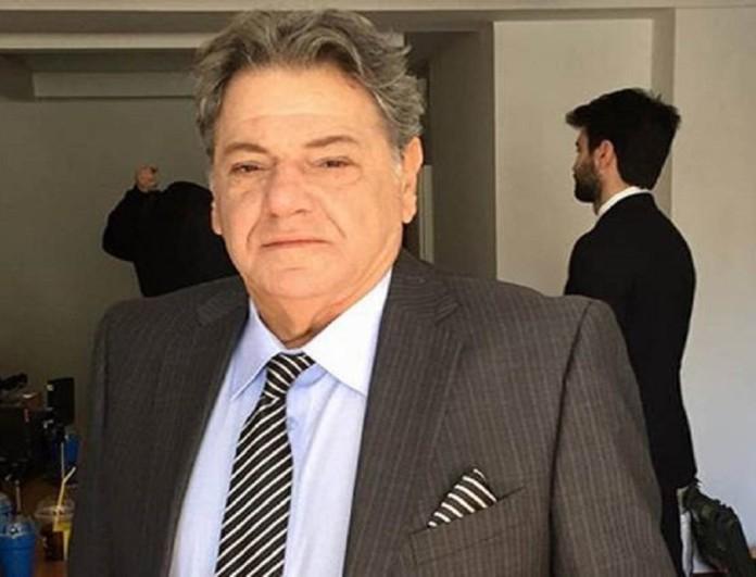 Ο Γιώργος Παρτσαλάκης υπέστη οξύ στεφανιαίο σύνδρομο