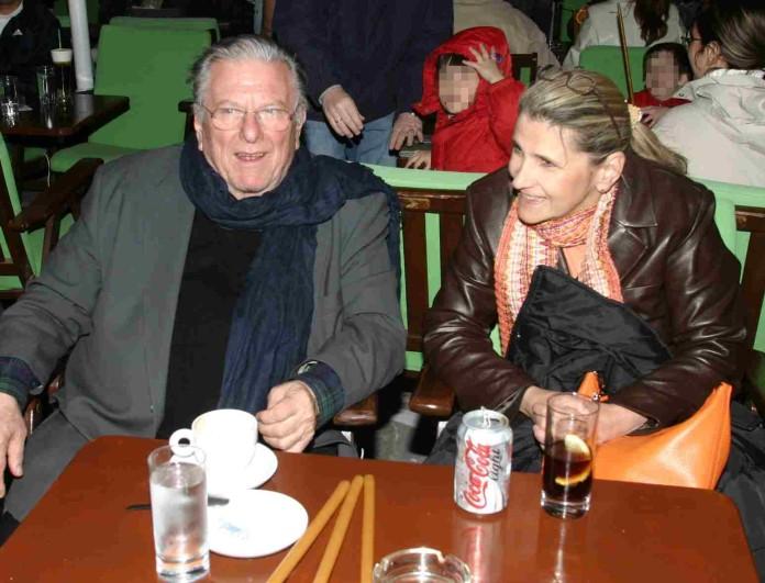 Πάσχα 2005 στη Μύκονο - Ο Κώστας Βουτσάς και οι celebrities που το έριχναν έξω