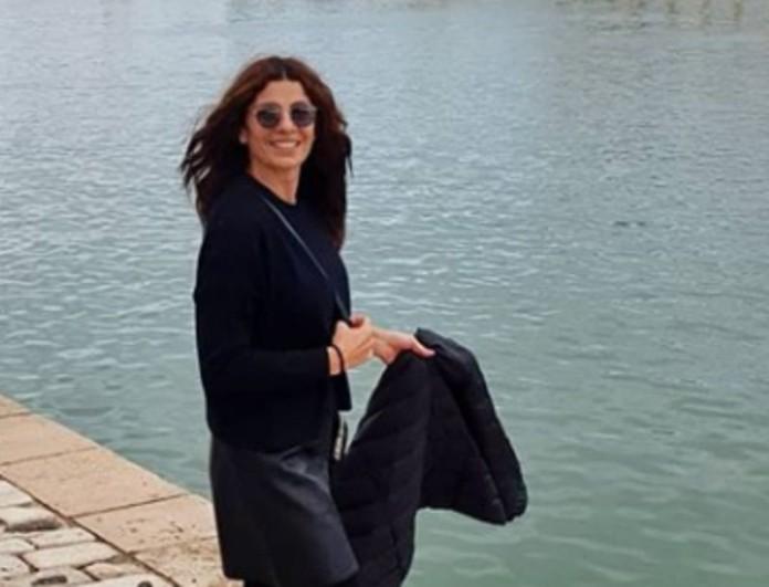 Πόπη Τσαπανίδου: Η συγκινητική έκπληξη για τα γενέθλια της μαμάς της