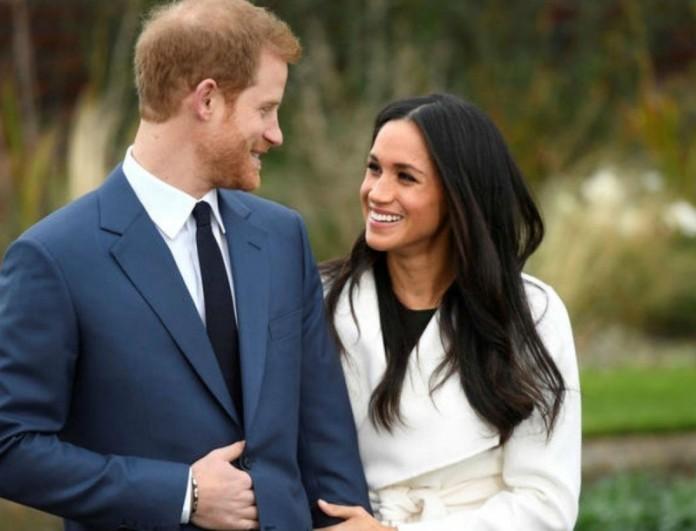 Πραγματικός πρίγκιπας ο Χάρι - Η ρομαντική του κίνηση για τα μάτια της Μέγκαν Μαρκλ