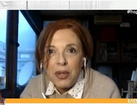 Η Ελένη Ράντου ξεσπά κατά της πανδημίας - Τι την σύγχυσε;