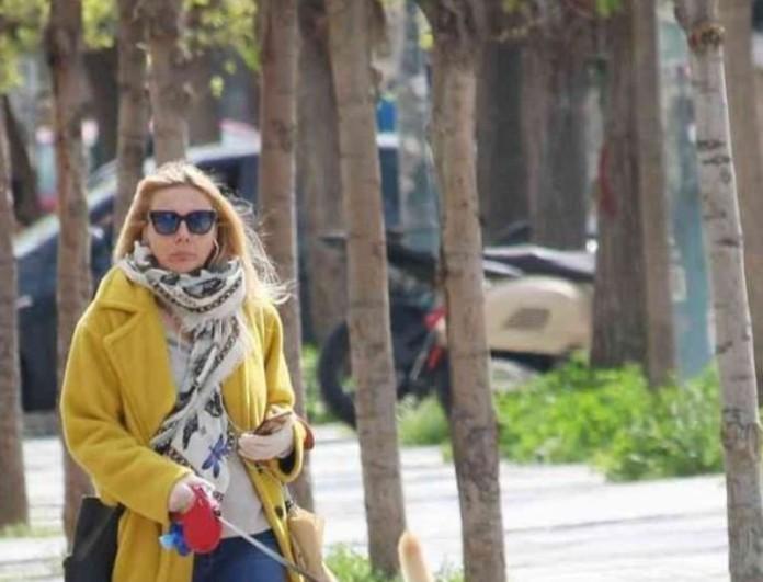 Σμαράγδα Καρύδη: Την