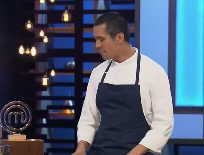 MasterChef: Επικό σχόλιο για τον Σωτήρη Κοντιζά - «Το φαγητό στο εστιατόριο σας είναι ανάλατο»